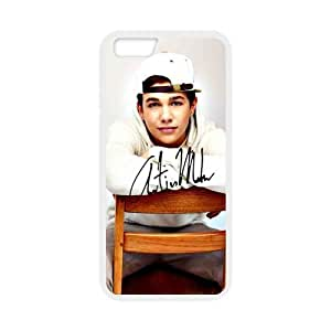 Austin Mahone Inspiration Design Solid Rubber Customized Cover Case for iPhone 6 4.7 hjbrhga1544