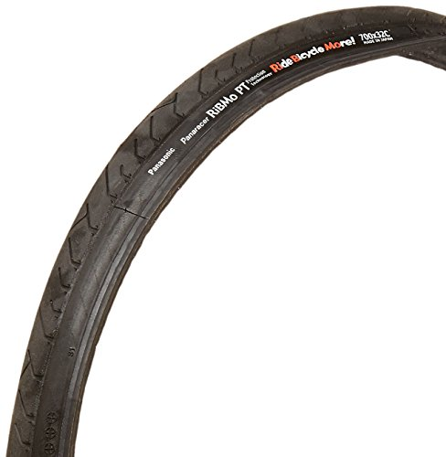 panaracer RiBMo PT Tire with Folding Bead, 700 x 32C (Kevlar Belted Tire)