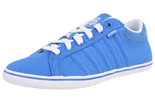 VNZ IV lona Swiss HOF de azul azul mujer K T Zapatillas fwIHxfT