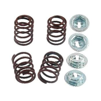 Brake Hold Down Spring Top Cup Rear Carlson H1135-2