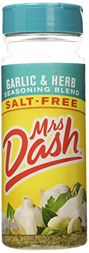 Mrs Dash Garlic & Herb Seasoning Blend Salt-Free 6.75oz (1)