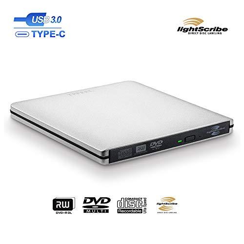 TPfeel External DVD CD