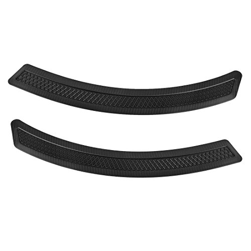 Evo Fenders - RUNMADE EVO 10 X Style PP Mesh Front Fender Side Vent Cover for 08-15 Mitsubishi Lancer (Pack of 2)