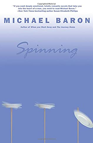 book cover of Spinning