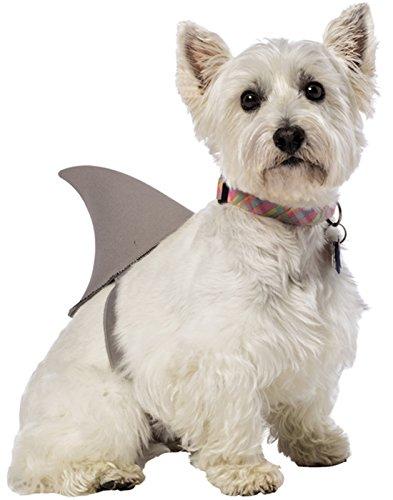 Rasta Imposta Shark Fin Dog Costume, Medium/Large (Sharknado Fin)