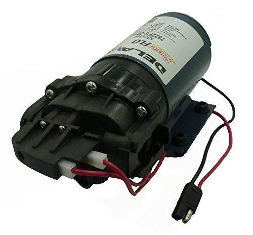 - DELAVAN POWER FLO 2.2 GPM, 12V DC, 7822FS