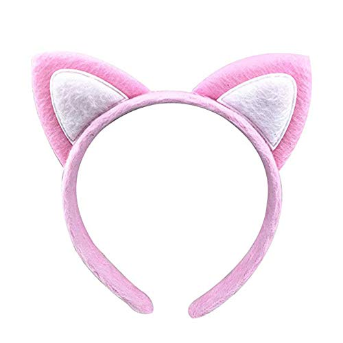 BOROLA Cute Cat Ear Headband Cosplay Costume