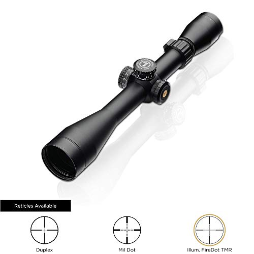 Leupold 115370 P5 Dial Duplex Reticle Riflescope Matte