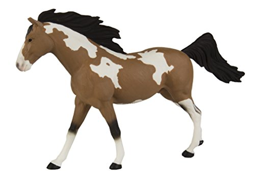 Safari S152405 Wings of The World Pinto Mustang Stallion Miniature