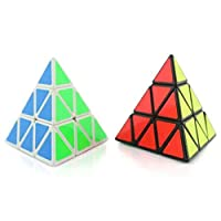 Speed Cube, 3x3 Magic Cube for Kids & Adults, Stickerless Cube Puzzle, Anti Stress for Anti-Anxiety Toys