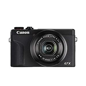 Flashandfocus.com 41HQyKaeTaL._SS300_ Canon PowerShot G7X Mark III Digital 4K Vlogging Camera, Vertical 4K Video Support with Wi-Fi, NFC and 3.0-Inch Touch…
