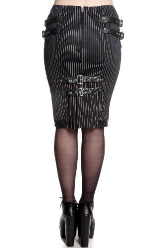 5291 Nero Skirt Octavia Doctor Rock Spin w4IXq