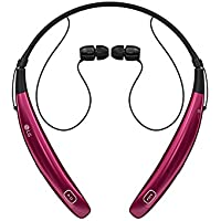 LG HBS-770 Tone Pro Wireless Bluetooth Stereo Headset (Pink)
