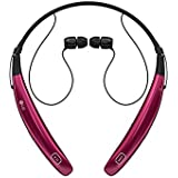 LG Electronics HBS-770.ACUSPKI LG Tone Pro Wireless Stero headset - Pink