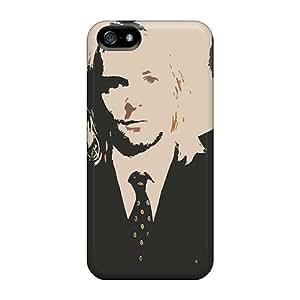 DannyLCHEUNG Iphone 5/5s Great Hard Phone Cases Customized Lifelike Nirvana Skin [bPI18622Dkeu]