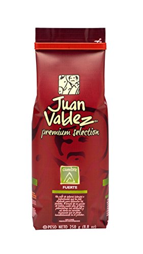 Juan Valdez Premium Bold Colombian Coffee, Cumbre Ground, 8.8 oz