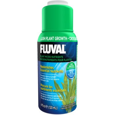 Fluval Plant Micro Nutrients -Lush Plant Growth 250ml bottle United Kingdom