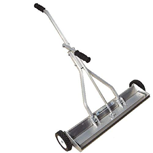 Ecko Magnetic Sweeper with Skid Plate, 26 Inch