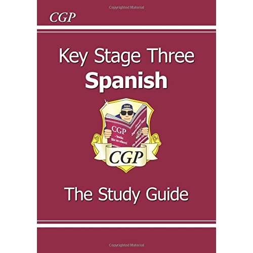 KS3 Spanish Study Guide (CGP KS3 Languages)