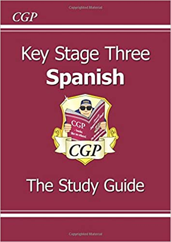 KS3 Spanish Study Guide (CGP KS3 Languages): Amazon co uk: CGP Books