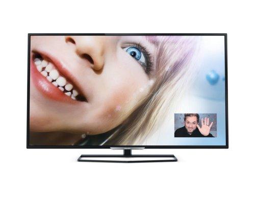 Philips 40PFH5509 102 cm (40 Zoll) Fernseher (Twin Tuner, Smart TV)