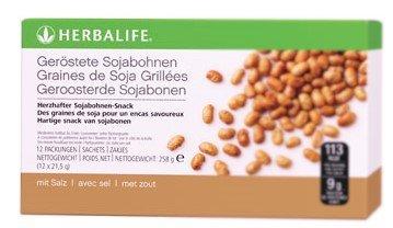 Herbalife proteína de aperitivos Caja de 5 piezas: Amazon.es ...