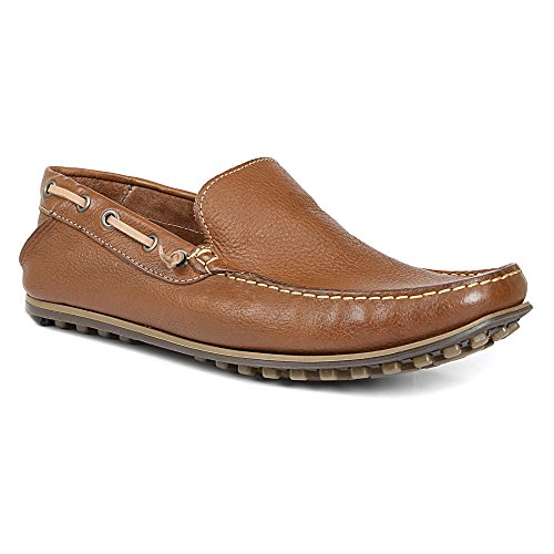 Giorgio Brutini Mens Trayce Slip-on Mocassins Tan