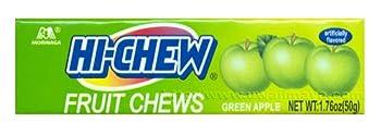 Morinaga - Hi-Chew Green Apple Candy 1.76 Oz.