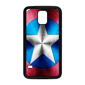 Hope-Store Captain America Phone Case for Samsung Galaxy S5