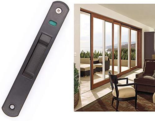 Gmxop - 1 pieza para puerta corredera, manilla de ventana, candado ...