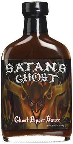 (Satan's Ghost Hot Sauce)