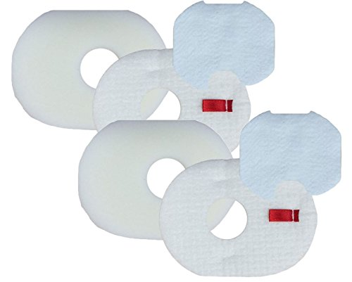 Rocket HV300 replacement filters XFFV300 product image