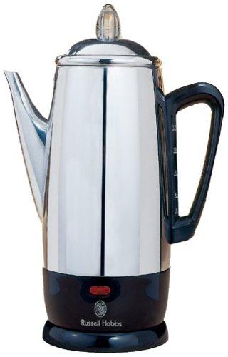 Russell Hobbs Classic inalámbrico de café cafetera: Amazon ...