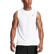 Men's Vapor Active Alpha Sleeveless T-Shirt