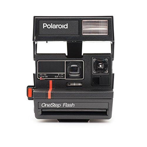Polaroid Originals 4724 Polaroid 600 Camera - Red Stripe, Bl