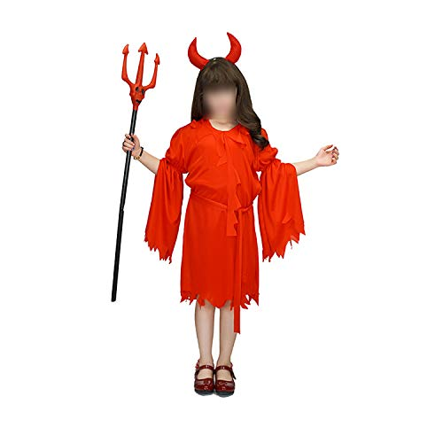 Halloween Kids red Devil cclothing Devil Halloween Party