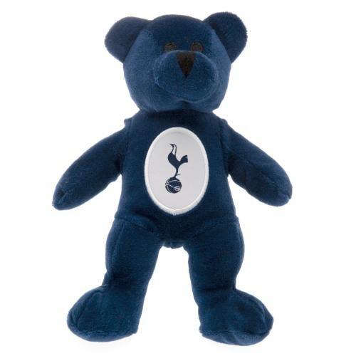 Navy Bear Teddy (Navy Blue Tottenham Solid Mini Bear)