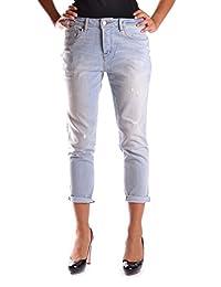 Marc By Marc Jacobs Women's Mcbi197009o Blue Cotton Jeans