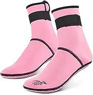 Diving Socks 3mm Neoprene Beach Water Socks Thermal Wetsuit Boots Anti Slip Diving Socks for Rafting Snorkelin