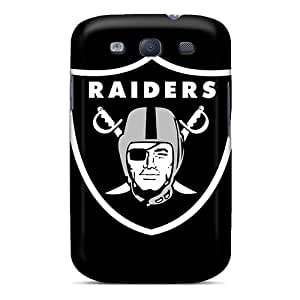 BHarries Case Cover For Galaxy S3 - Retailer Packaging Oakland Raiders Protective Case