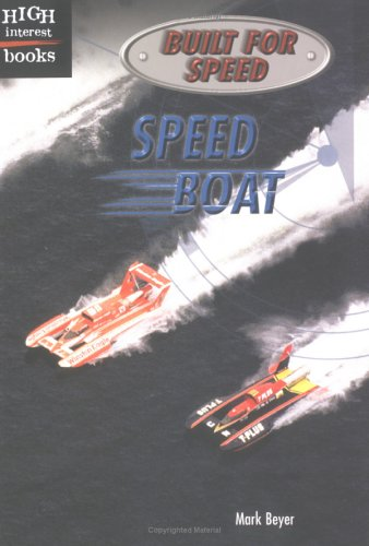 Download Speed Boat (Built for Speed) ebook