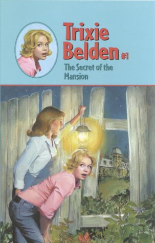 book cover of The Secret of the Mansion