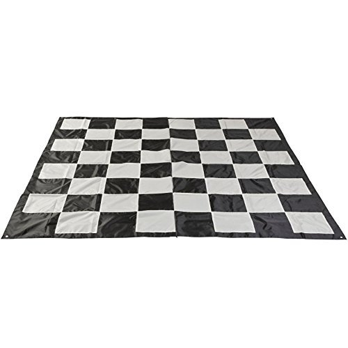 Hammer Crown Garden Nylon Checker Mat; Fits Garden Checker Pieces Set (4-Inch Diameter)