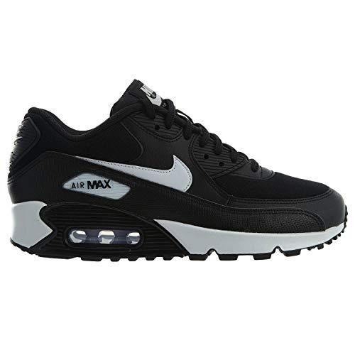 f664ef1c3083 Galleon - NIKE Women s Air Max 90 Black 325213-047 (Size  5.5)