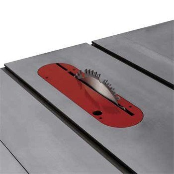 Tilt Unisaw (DELTA 34-154 Standard Table Insert for Right Tilt UniSaws and Contractors Saws by Delta)