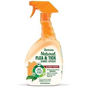 Tropiclean Natural Flea & Tick Home Spray 2