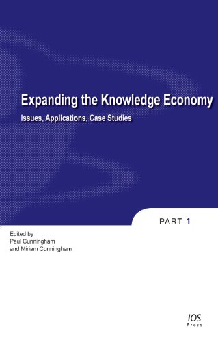 Expanding the Knowledge Economy: Issues, Applications, Case Studies - Volume 4 Information and Communication Technologies and the Knowledge Economy - Two Volume Set PDF