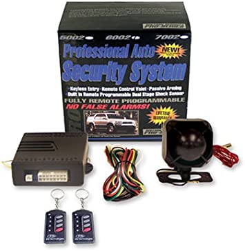 bulldog keyless entry system wiring diagram amazon com bulldog security 6002pro proseries security system  amazon com bulldog security 6002pro