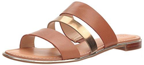 Guess WoMen Rianda Flat Sandal Natural