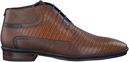 Cognac Floris van Bommel Business Schuhe 10879